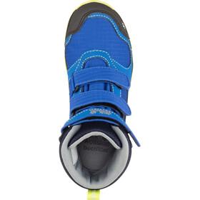 Jack Wolfskin Akka Texapore VC High Shoes Jungs vibrant blue